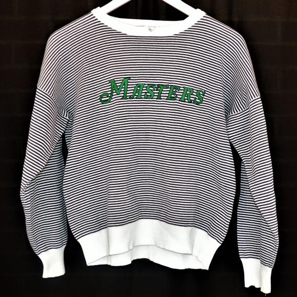 6d5be9908b Slazenger Sweaters | Masters Sweater Augusta National Golf Shop ...